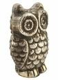 Vitale Antik Dekoratif Baykuş Küçük Boy Renkli